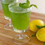 طرز تهیه لیموناد نعنایی ( نوشیدنی طبیعی )