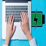 علت شارژ نشدن لپ تاپ
