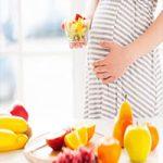 رژیم غذایی مناسب برای عوارض بارداری