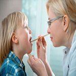گلو درد کودکان را جدی بگیرید