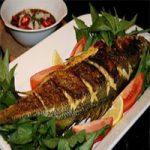 آموزش درست کردن ماهی آزاد در فر