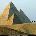 اطلاعاتی جالب درمورد اهرام مصر باستان