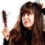 علت و درمان ریزش موی سر در خانم ها
